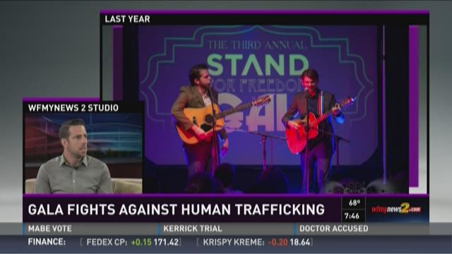 Group Works To Stop Human Trafficking In Triad