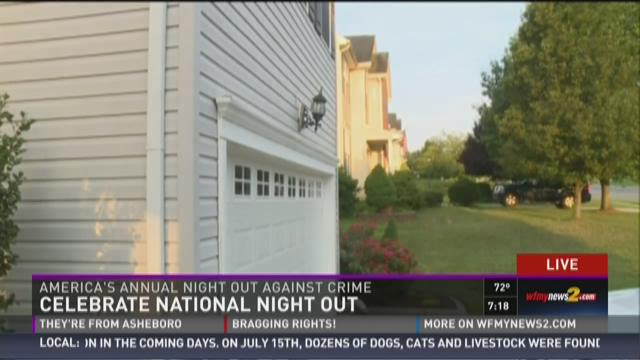 Triad Neighborhoods Ready To Celebrate National Night Out