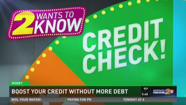 Boost Your Credit Without Racking Up More Debt