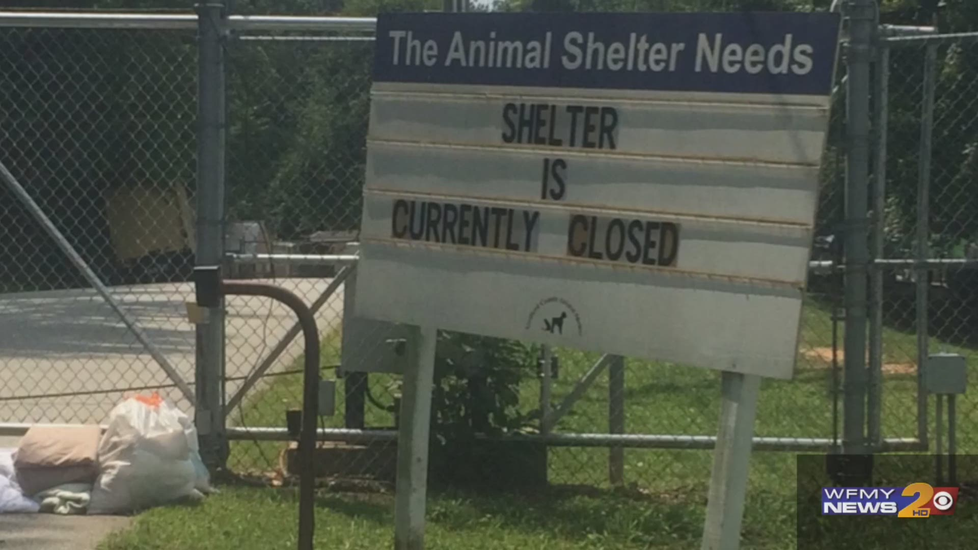Guilford County Takes Control Of Animal Shelter