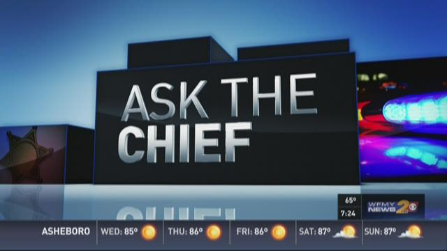 Ask the Chief: Wake Forest University's Regina Lawson
