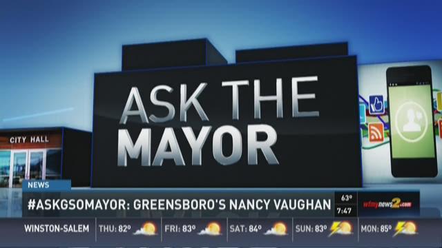 Ask the Mayor: Greensboro's Mayor Nancy Vaughan
