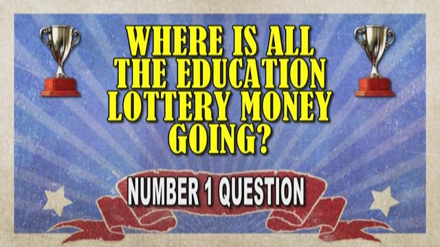 How Much Of That Lottery Money Goes To NC Schools?
