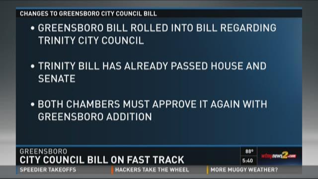 The Greensboro City Council