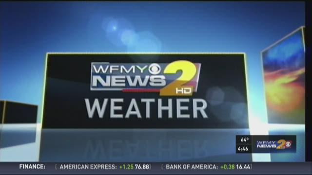 Eric Chilton's Friday Morning Forecast