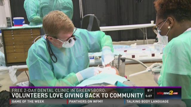 Volunteers Love Giving Back To The Community