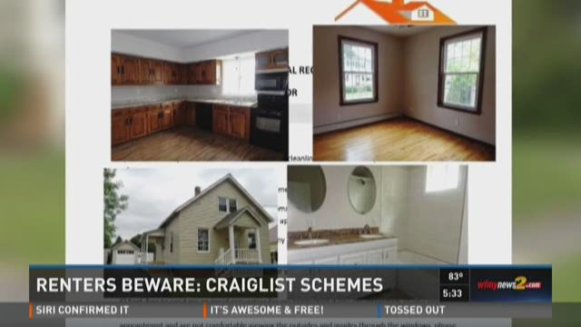 Renter Beware Of Craigslist Schemes