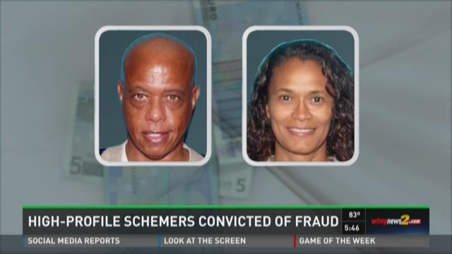 High Profile Couple Convicted Of Fraud