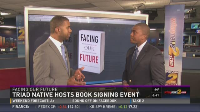 Triad Native Hosts Book Signing Event