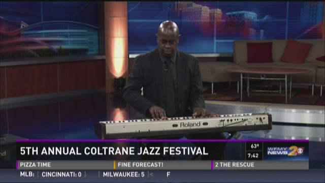 It's Time For The Coltrane Jazz Festival