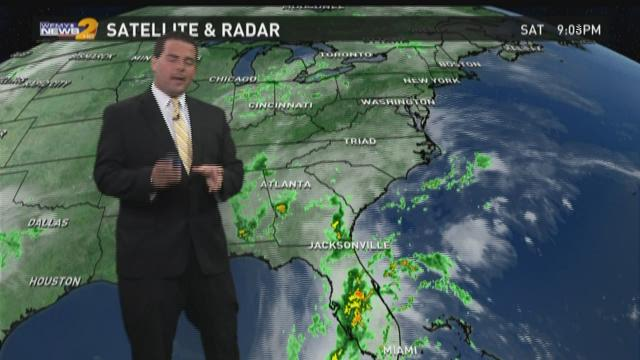 Tim Buckley's Saturday Night Forecast