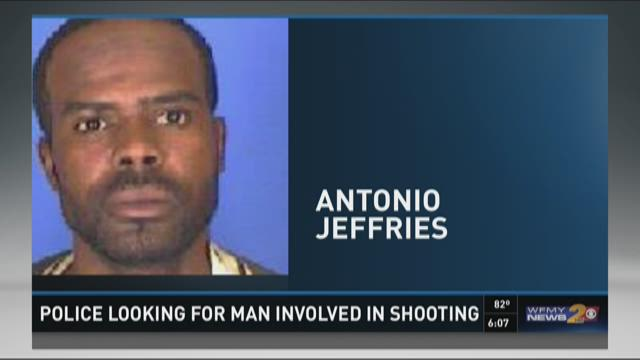 Police Looking For Man Involved In Shooting