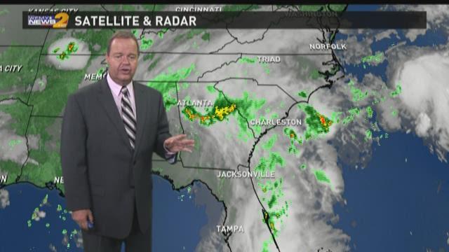 Ed Matthews' Sunday Forecast