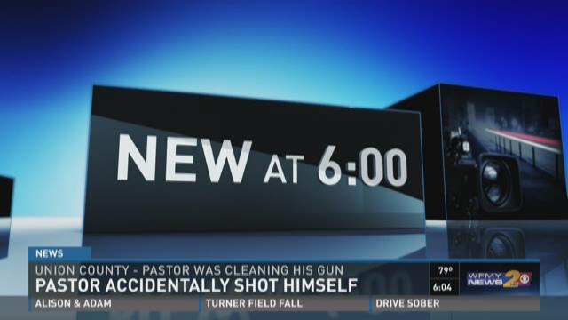Pastor Accidentally Shot Himself