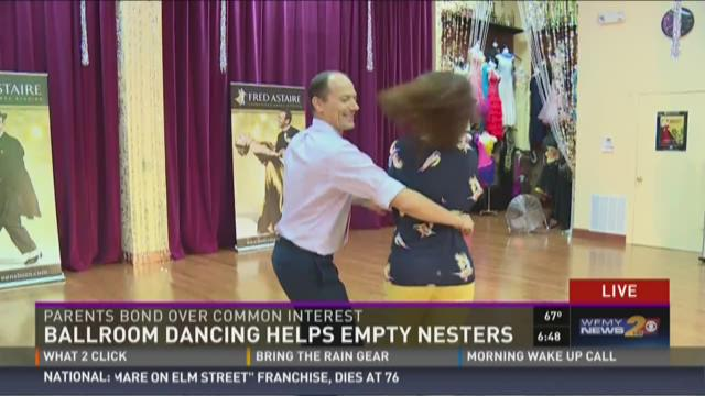 Ballroom Dancing To Combat Empty Nest Syndrome