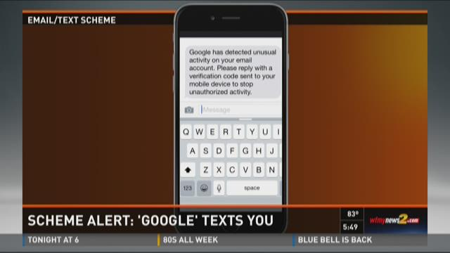 Scheme Alert: Google Is Not Really Texting You
