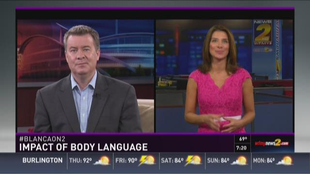 Body Language Basics: Shy Or Not?