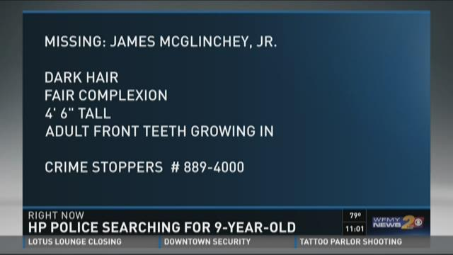 Child Missing, Caretakers Wanted for Neglect