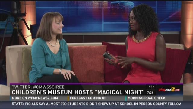"Children's Museum Hosts ""Magical Night"""