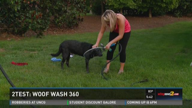 2 Test: Woof Washer 360