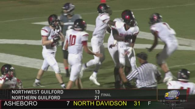 NW Guilford vs. N. Guilford