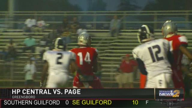 HP Central vs. Page