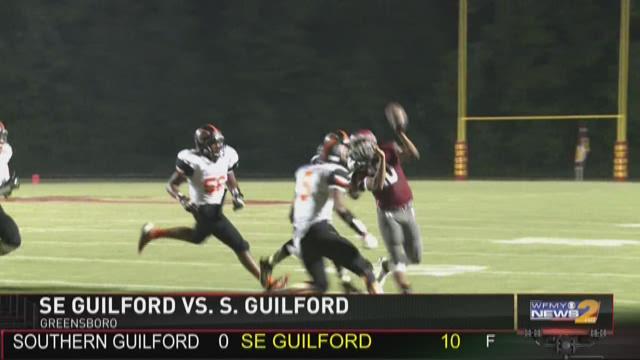 SE Guilford vs. S. Guilford