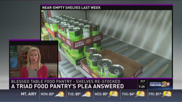 Blessed Table Food Pantry
