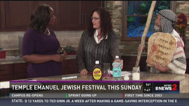 Greensboro Jewish Festival Open to Everyone