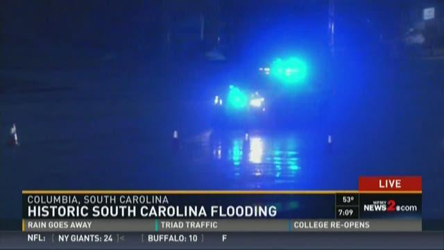 Historic Flooding In South Carolina 4