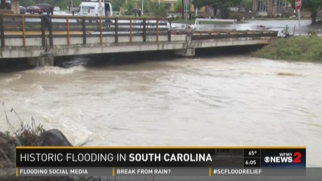 Flooding Destroys Businesses and Homes
