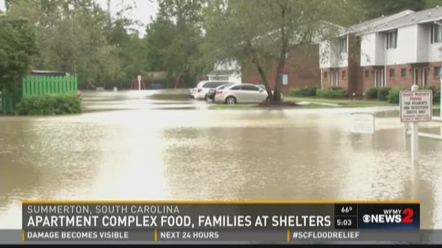 SC Woman asks everyone to pray for them in SC #SCFlood