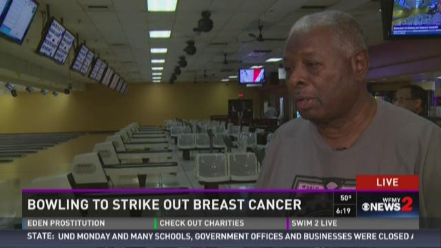 Bowling To Strike Out Breast Cancer 1
