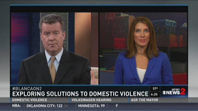Exploring Solutions To Domestic Violence 1