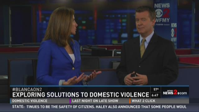 Exploring Solutions To Domestic Violence 2