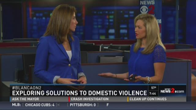 Exploring Solutions To Domestic Violence 4