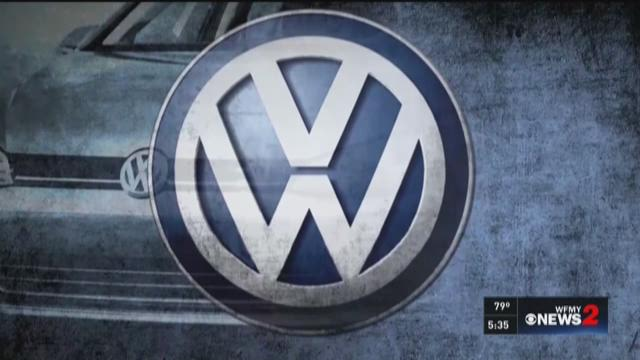 Volkswagen Group of America CEO Michael Horn is swon
