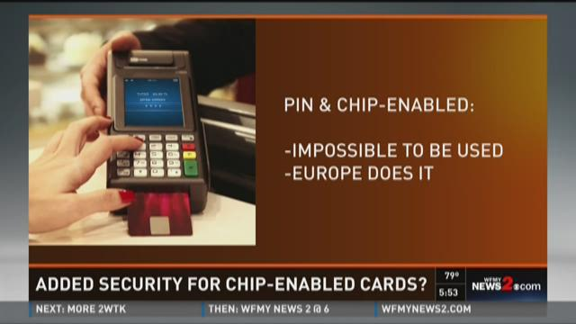 A PIN For Your Credit Card