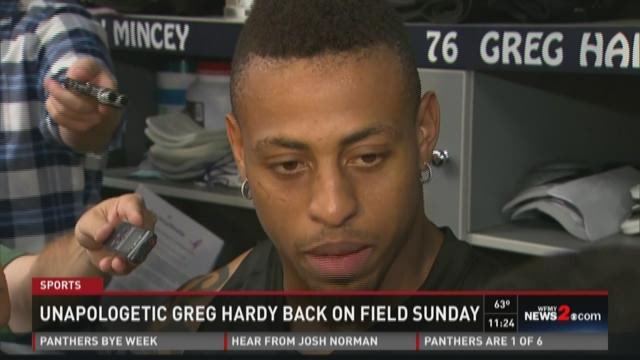 Liz Crawford Takes On Greg Hardy