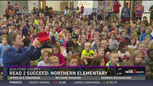 Read 2 Succeed: Northern Elementary