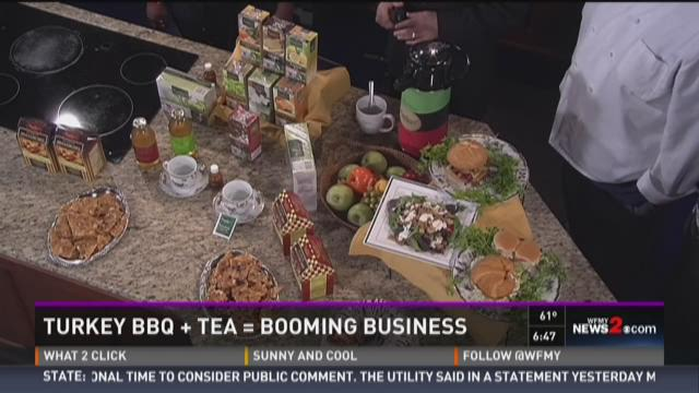 Tea And Turkey Team Up For Big Business