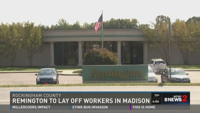 Remington To Lay Off Workers In Madison