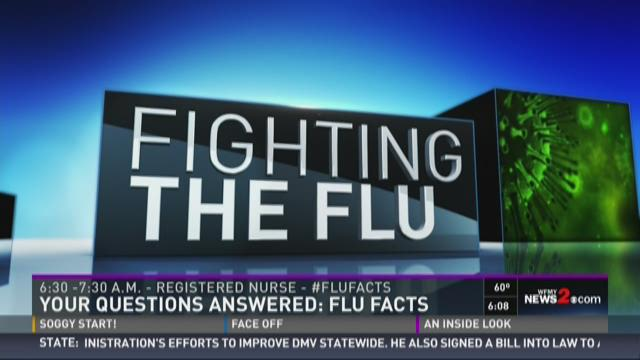 Fight the Flu: Get Your Questions Answered 1