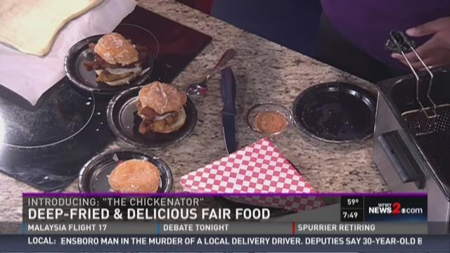 Weirdest Fair Food You Can Order At The NC State Fair