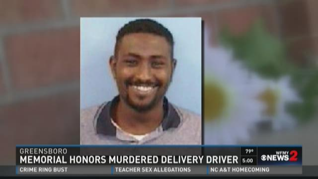 Family And Friends Remember Murdered Greensboro Delivery Driver