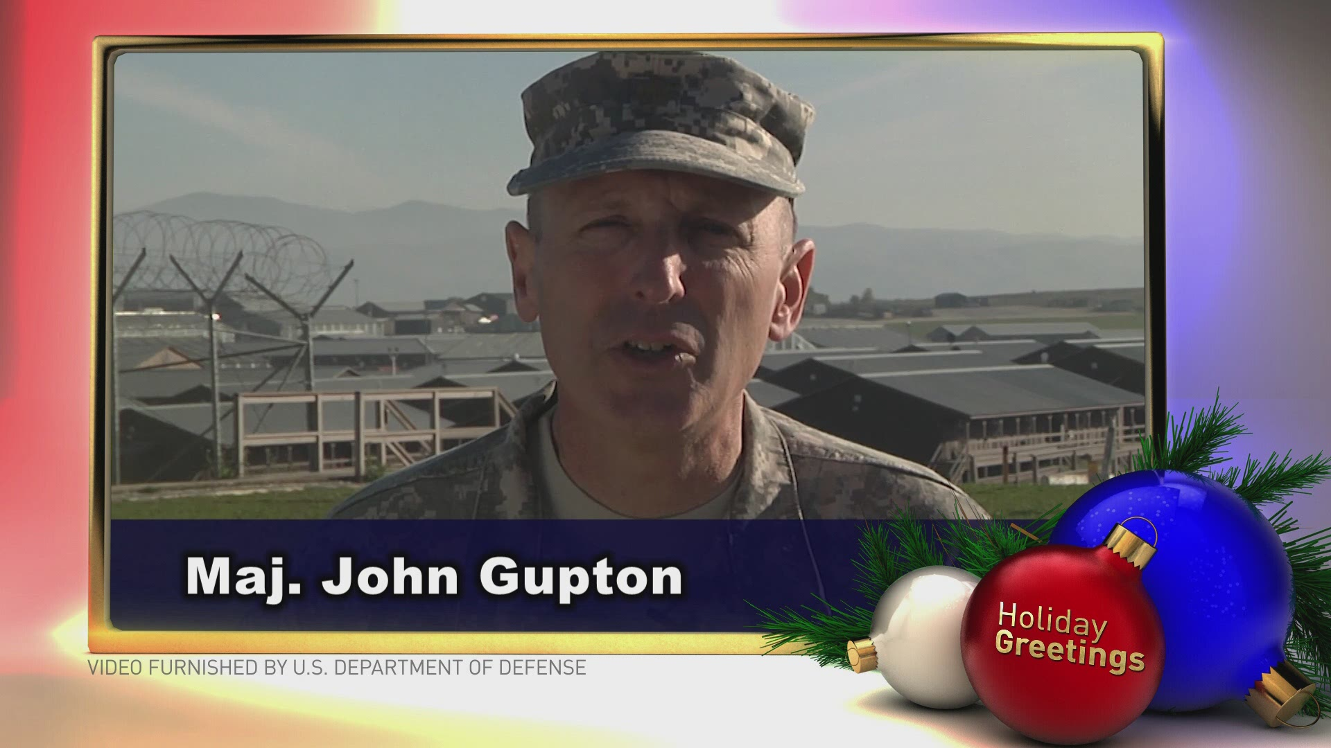 2015 Nc Military Troops Holiday Greetings On Wfmy News 2